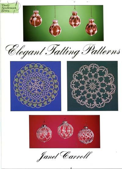 Elegant Tatting Patterns by Janet Carroll