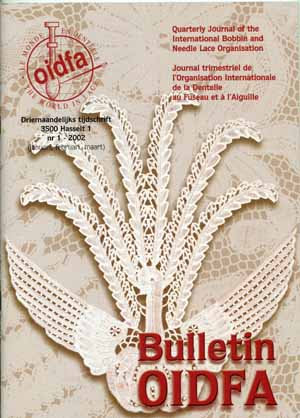 Bulletin OIDFA   Issue 1 from 2002
