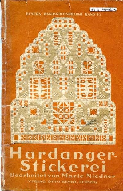 Hardanger Stickerei Von Marie Niedner Ohne Mustervorlagen
