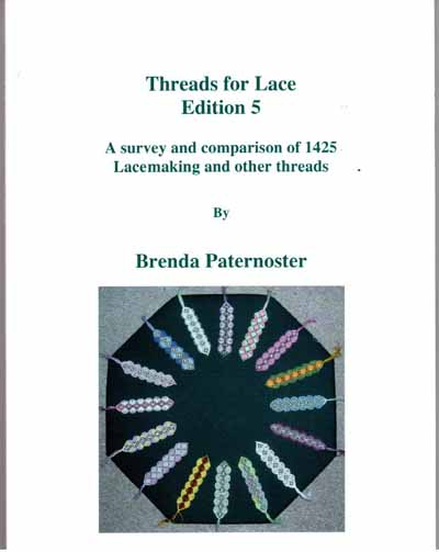 Threads for Lace Edition 5 von Brenda Paternoster