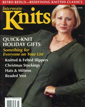 Interweave Knits Winter 98