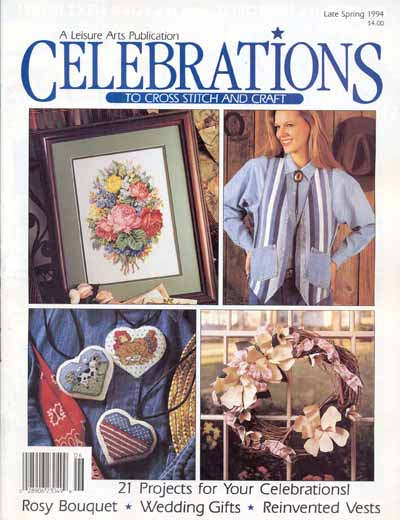 Celebrations - Leisure Art Late Spring 1994