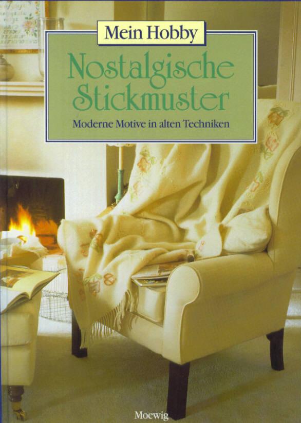 Nostalgische Stickmuster, Kloeppelbuch.de