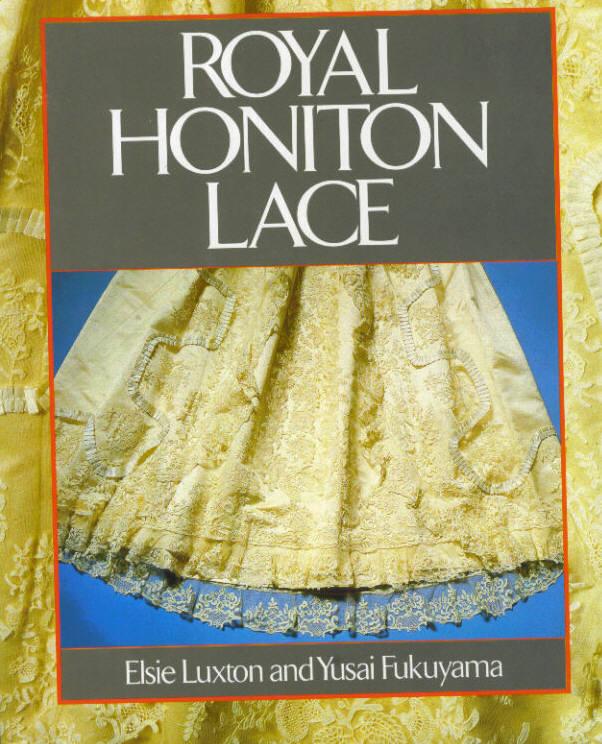 Honiton Lace Patterns Royal Honiton Lace