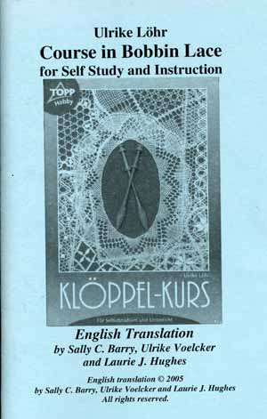 English translation for bobbinlace-cours by Ulrike Voelcker