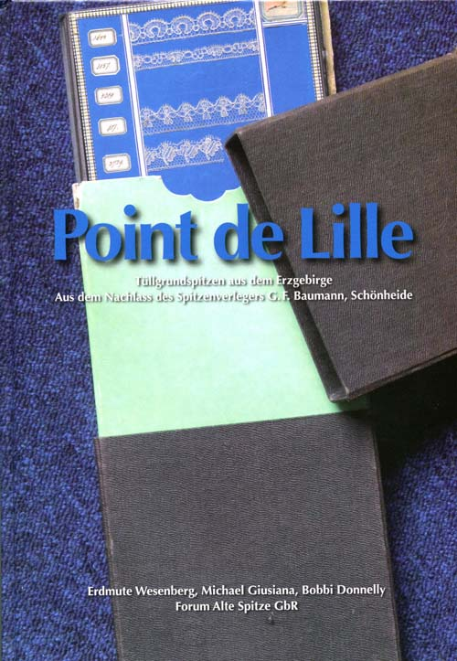Tüll - Point de lille - Beveren