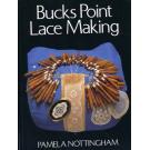Bucks Point Lace-making von Pamela Nottingham