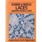 Bobbin & Needle Laces Identification & Care von Pat Earnshaw