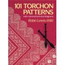 101 Torchon Patterns von Robin Lewis-Wild