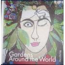 Gardens Around the World (gestickte Bilder)