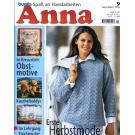 Anna 1996 September Lehrgang: Strickmuster