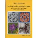 Lace for ten pairs by Claire Burkhard