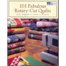 101 Fabulous Rotary-Cut Quilts von Judy Hopkins + Nancy J. Marti
