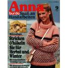 Anna 1980 September Kurs: Spitzen stricken
