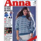 Anna 1989 November Kurs: Puppen stricken