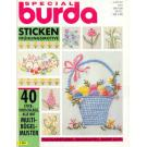 Burda Sticken Frühlingsmotive E 250