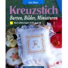Cross stich Borders, pictures and miniatures by Gail Bussi