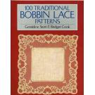 100 Traditional Bobbin Lace Patterns von Geraldine Stott und Bri