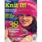 Knit It! April 2004
