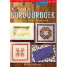 Erica´s Borduurboek combinaties met borduren op papier von Erika