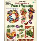 The Ultimate Book of Fruits & Vegetables von Donna Vermillion Gi