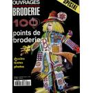 Ouvrages Broderie Special 100 points de broderie