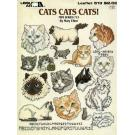 Cats Cats Cats Leaflet 513