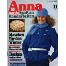 Anna 1980 November Kurs: Noppen stricken
