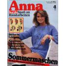Anna 1982 April Lehrgang:  Buntstickerei