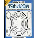 Ready-to-Use Oval Frames and Borders (Bilderrahmen)