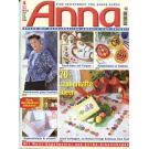Anna 1999 April Kurs Gerstenkorn- Stickerei
