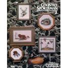 Country Sportsman 2 Country Cross-Stitch Book 25