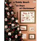 "a Teddy Bear´s ""12 Days of Christmas"""