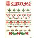 Christmas Borders and Samplers Designs By Gloria & Pat Book 101