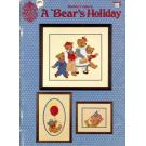 Gordon Fraser´s A Bear Holiday Designs By Gloria & Pat Book 69