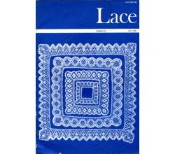 Lace Nr. 23 July 1981 - The Lace Guild