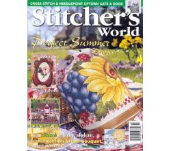 Sticher´s World Juli 2001