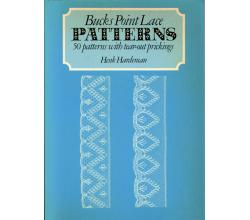 Bucks Point Lace Patterns von Henk Hardeman