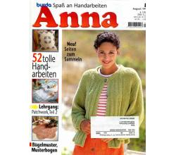 Anna 1996 August Kurs Patchwork Teil 2