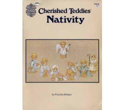 Cherished Teddies  Nativity by Priscilla Hillmann